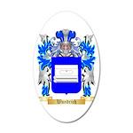 Wandrich 20x12 Oval Wall Decal