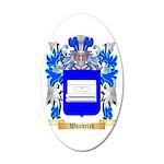 Wandrich 35x21 Oval Wall Decal