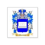 Wandrey Square Sticker 3