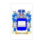 Wandrey Sticker (Rectangle)