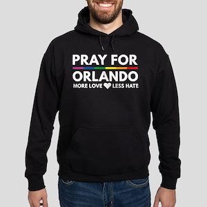 Pray For Orlando Hoodie (dark)