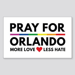 Pray For Orlando Sticker