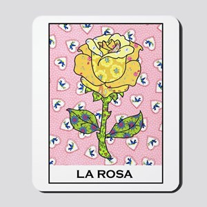 La Rosa Mousepad