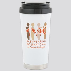 BWI of Greater Burlingt Stainless Steel Travel Mug