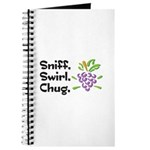 Sniff, Swirl, Chug Journal
