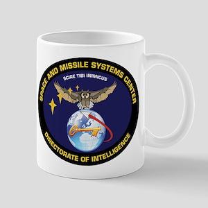 Space & Missile Cntr D o I Mug