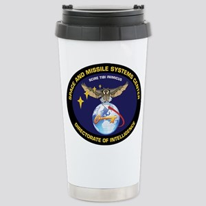 Space & Missile Cntr D Stainless Steel Travel Mug