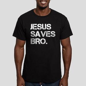 Jesus Saves Bro. T-Shirt