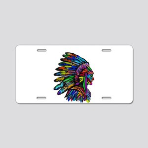 TRIBUTE Aluminum License Plate