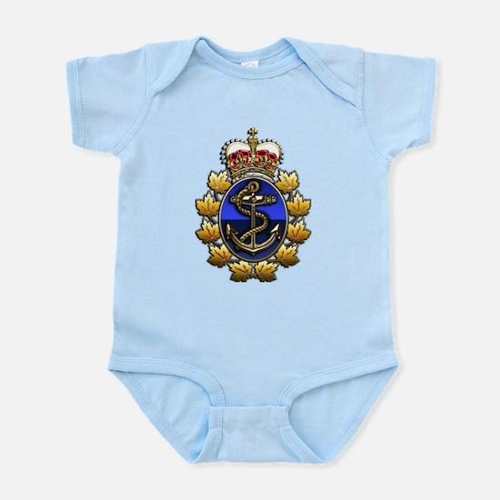 CF Naval Operations Command Infant Bodysuit