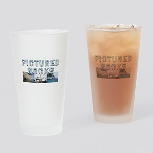ABH Pictured Rocks Drinking Glass