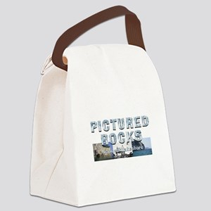 ABH Pictured Rocks Canvas Lunch Bag