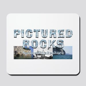 ABH Pictured Rocks Mousepad
