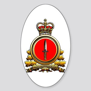 Special Operations Command Sticker (Oval)