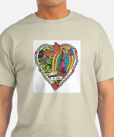 Guadalupe Heart T-Shirt