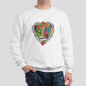 Guadalupe Heart Sweatshirt