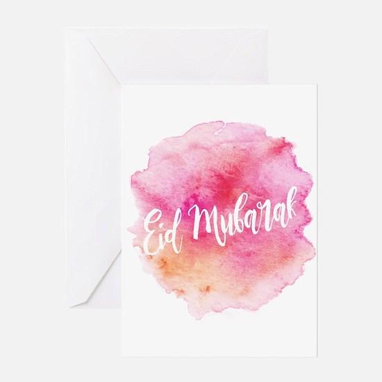 Eid Mubarak Greeting Card Greeting Cards