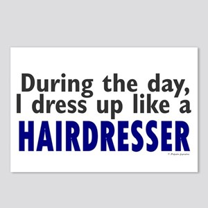 Dress Up Like A Hairdresser Postcards (Package of
