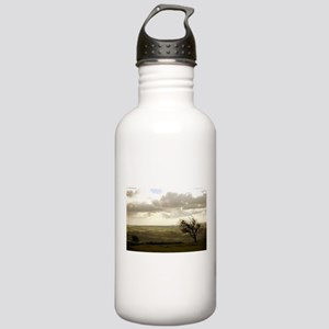 Wind Swept Tree Stainless Water Bottle 1.0L
