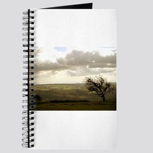 Wind Swept Tree Journal