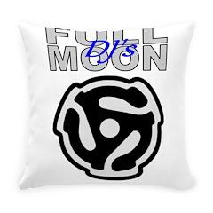 Full Moon DJ Everyday Pillow