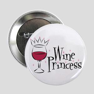 Wine Princess Button