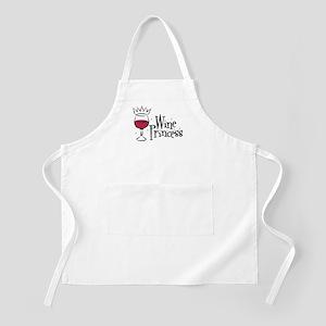Wine Princess BBQ Apron