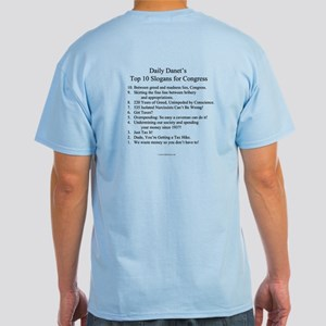 Top 10 Congress Light T-Shirt