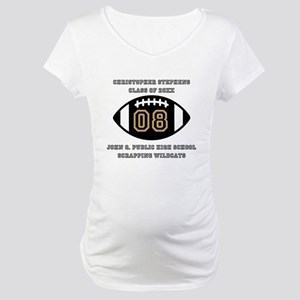 Custom Football Player Name | Cl Maternity T-Shirt