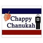 Chappy Chanukah Small Poster