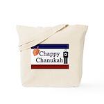 Chappy Chanukah Tote Bag