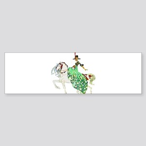 Kay Nielsen - Princess Minotte Sticker (Bumper)