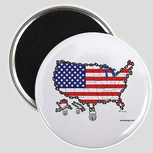 Homeland Security Magnet