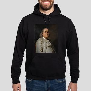 Ben Franklin Hoodie (dark)
