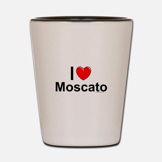 Moscato Shot Glass