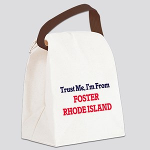 Trust Me, I'm from Foster Rhode I Canvas Lunch Bag