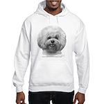 Bichon Frisé Hooded Sweatshirt