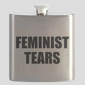 FEMINIST TEARS Flask