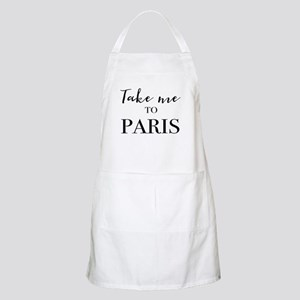 Take me to Paris Light Apron