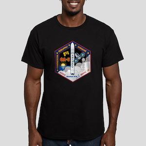 OA-5 Program Logo Men's Fitted T-Shirt (dark)