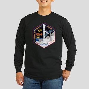 OA-5 Program Logo Long Sleeve Dark T-Shirt