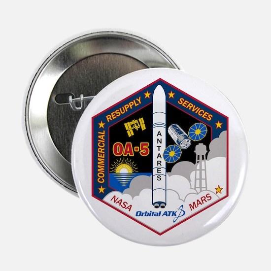 """OA-5 Program Logo 2.25"""" Button"""