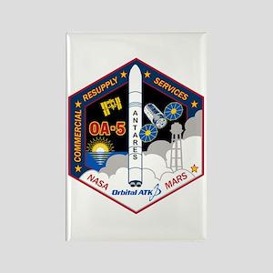 OA-5 Program Logo Rectangle Magnet