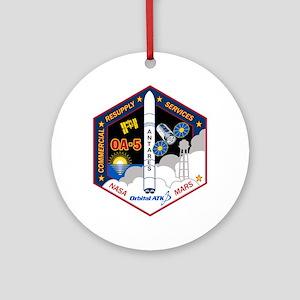OA-5 Program Logo Round Ornament