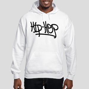 Hip-Hop Hooded Sweatshirt