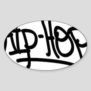 Hip-Hop Sticker