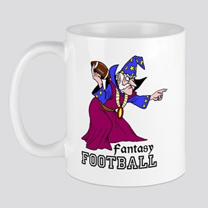 Fantasy Football Wizard Mug