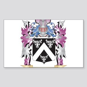 Buckley Coat of Arms (Family Crest) Sticker