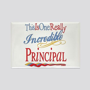 Incredible Principal Rectangle Magnet