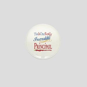 Incredible Principal Mini Button